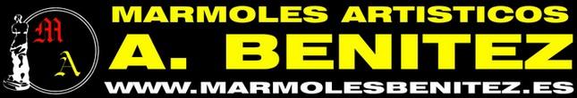 Mármoles Artísticos A. Benitez Logo